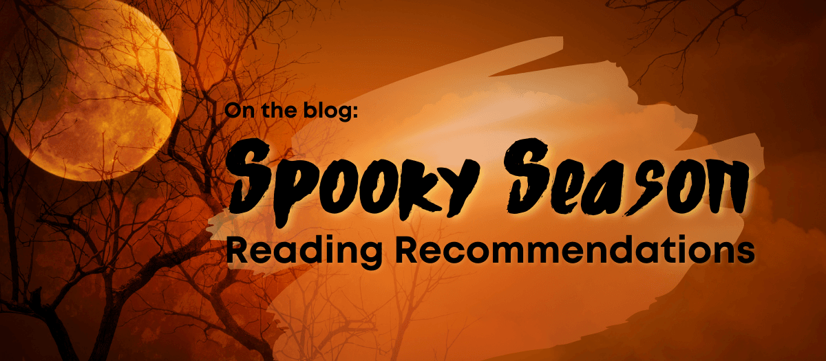 On the blog spooky season reading recommendations