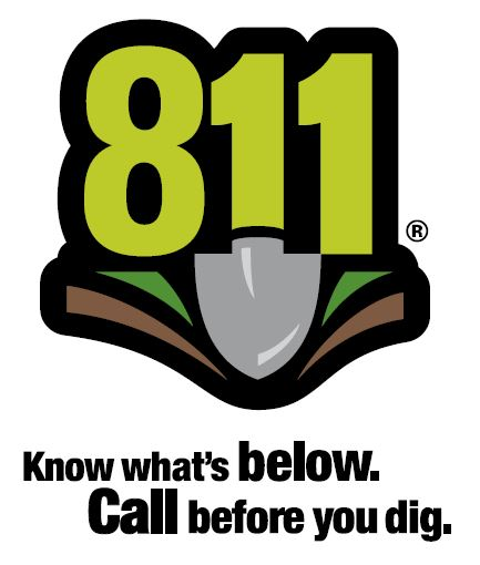 Know What's Below Call Before You Dig 811