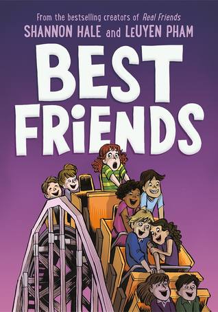 Best friend book cover