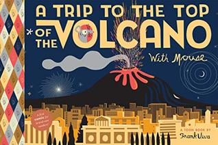 A trip to the top of a volcano book cover