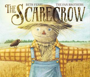 The Scarecrow book cover